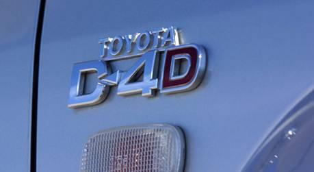 Прямой впрыск дизельных версий Toyota